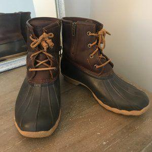 Women's Saltwater Duck Boot - Sperry